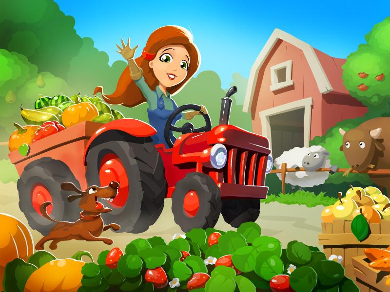 Моя ферма