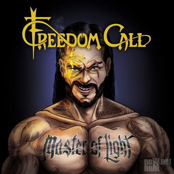 Freedom Call - Master of Light (2016)