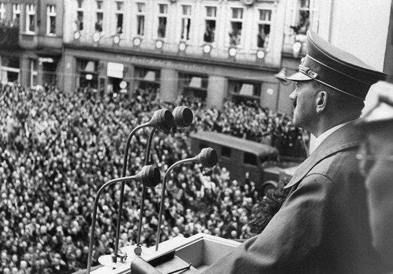Фабиан Кастнер: Нацисты изучали Сатану и способы воскрешать мертвых